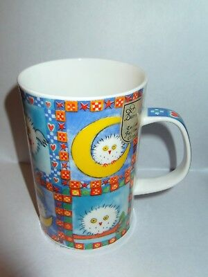 Dunoon Fine Bone China 'twitters' Mug