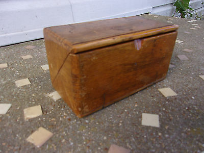 Vintage Old 1889 Folding Box for Sewing Machine Attachments Lot of goodies Orig