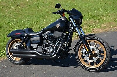 """2016 Harley-Davidson Dyna  2016 110"""" Harley Davidson Dyna Lowrider S FXDLS Only 1K Can't get these Anymore!"""