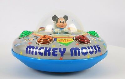 Mickey Mouse Space Ship Masudaya Walt Disney Company.