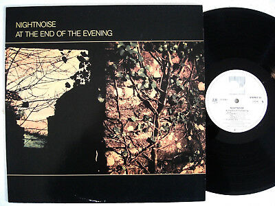 NIGHTNOISE At The End Of The Evening WINDHAM HILL LP 1988