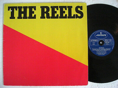 THE REELS * The Reels * (Australian) MERCURY LP 1979
