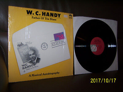 W. C. Handy LP Father Of The Blues