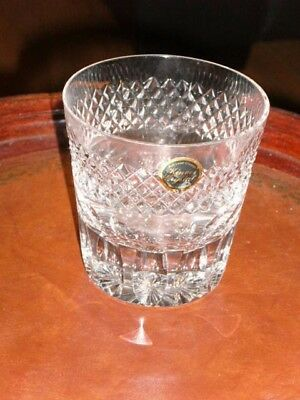 Kinver Crystal Short Tumbler Complete With Label