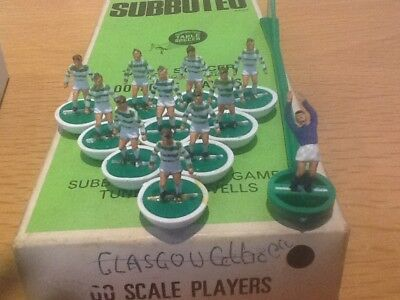 Subbuteo HW Team Celtic ref 25