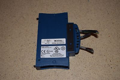 ^^NATIONAL INSTRUMENTS cFP-CB-1 INTEGRATED CONNECTOR BLOCK P/N 188989C-01 (K10)