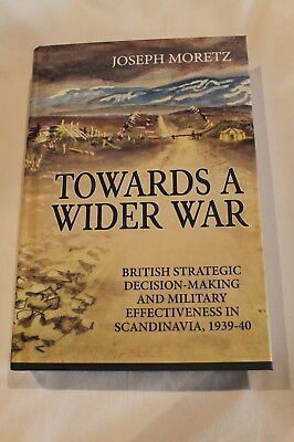 WW2 British Towards A Wider War Reference Book