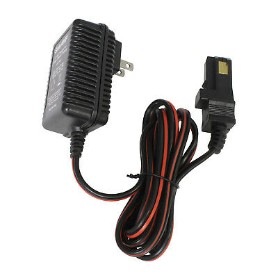 12-Volt Charger for Power Wheels Gray Battery and Orange Top Battery