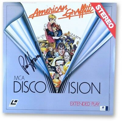 Ron Howard Signed Autographed Laserdisc Cover American Graffiti GV865954