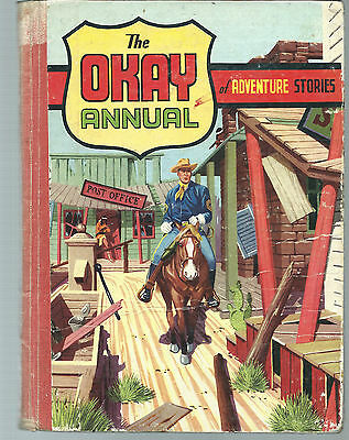 THE OKAY ANNUAL reduced price