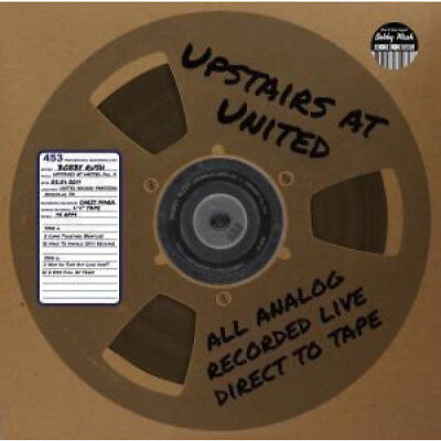 "BOBBY RUSH Upstairs At United Vol 11 12"" VINYL US 453 2014 Rsd 14 Release 4"