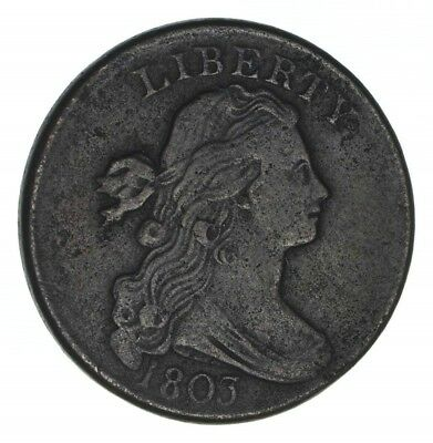 1803 Draped Bust Large Cent - Circulated *1284