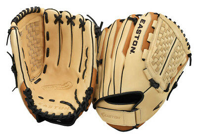 "Easton SYFP1250 12.5"" Synergy Fastpitch Series Leather Softball Glove With Tags!"