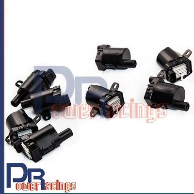 8 Ignition Coils fit Various Chevrolet and GMC 5.3L 6.0L 4.8L C1251 UF-262 IC413
