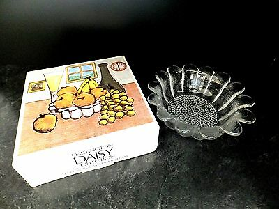 Dartington Daisy Ft186/6 Medium Shallow Bowl With Box