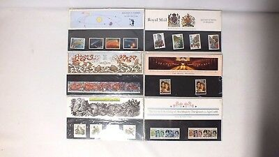 First Day Cover Stamps Collection - Nature,Armada,350 Years Service + More