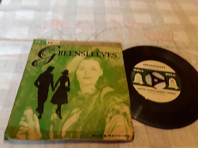 "Single 7"" GREENSLEEVES / GONNA GET ALONG WITHOUT YA NOW"