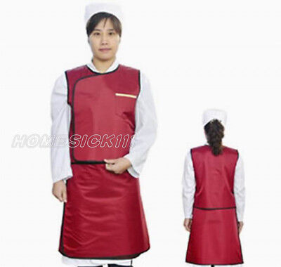 SanYi X-Ray Protective Imported Flexible Material Lead Apron Set 0.35mmpb blue L