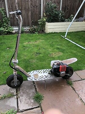 Petrol Scooter Go-Ped Non Runner Spares Or Repair