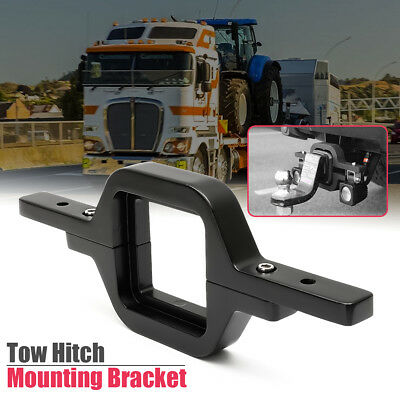 Tow Hitch Mounting Bracket Dual LED Backup Reverse Search OffRoad Light Lamp SUV