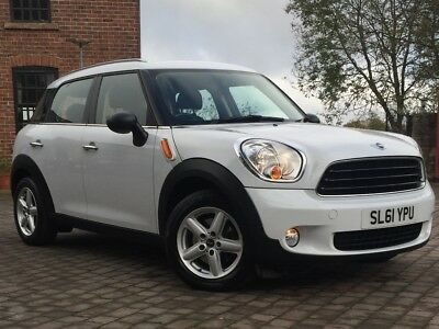61 Plate Mini Countryman One 1.6 Salt Pack Dab Radio Start/stop White Just Moted