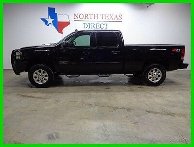 2011 GMC Sierra 2500 SLT 4WD Leather Heated Seats GPS Navigation Back U 2011 SLT 4WD Leather Heated Seats GPS Navigation Back U Used Turbo 6.6L V8 32V
