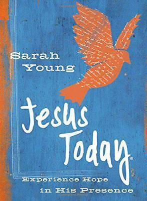 Jesus Today Teen Cover by Young Sarah | Hardcover Book | 9780718086817 | NEW