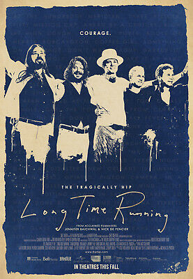 Tragically Hip - Courage Movie Poster, 10x14 Poster