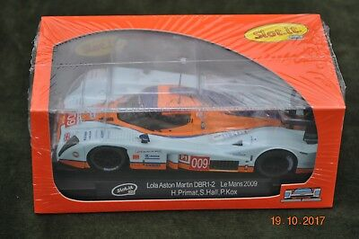 Slot.it Lola Aston Martin DBR1-2 Le Mans NEW BOXED.  runs on Scalectrix CA31A