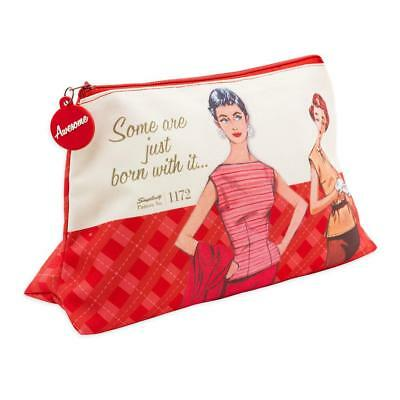 Simplicity Vintage Sewing Notions/Cosmetics Bag