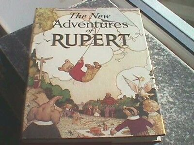 The New Adventures of Rupert 1936 - 1985 Facsimile, with D/C, No. 13480