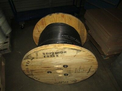 3300' Spool of Superior Essex Sealpic FSF 6 x 24AWG Direct Burial Wire Cable