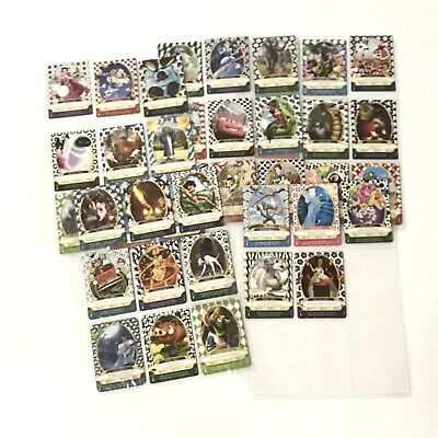 Disney Sorcerers Of The Magic Kingdom Cards Lot Of 108