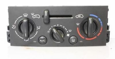 (New) Genuine Peugeot 207 Heater Air Con Control Panel 6451Tk