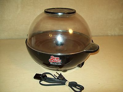 Vintage~Popcorn~Popper~Stir Crazy~Corn~82306~