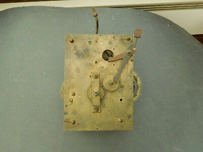 Antique Grandfather/Longcase Clock Movement
