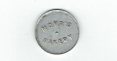 Mohr's Bakery Good for 1 Loaf of Bread Token - Tavistock Ontario