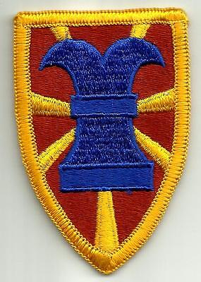 US 7th Transportation Group SSI Patch