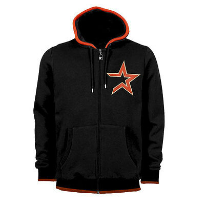Houston Astros MLB Officially Licenced Hooded Fleece Small - 86-91.5 cm chest