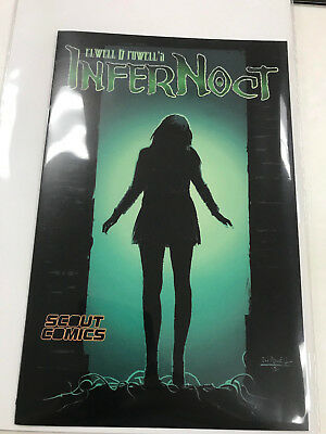 Infernoct Scout Comics Ashcan Elwell And Powell's