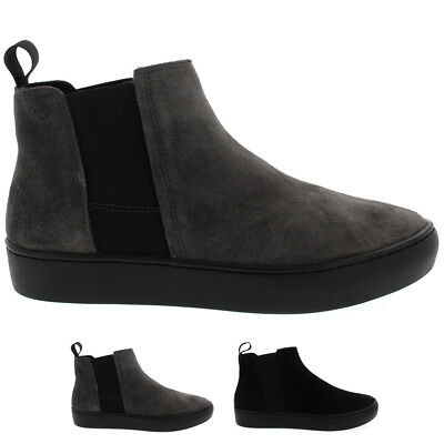 Womens Vagabond Zoe Suede Fashion Winter Flat Casual Elastic Ankle Boots UK 3-9