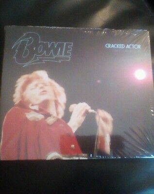 David Bowie - Cracked Actor: Live Los Angeles '74 (Limited Digipak) 2 Cd New