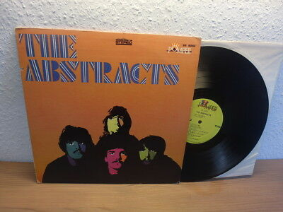 The Abstracts Same Rare Pompeii Records from 1968