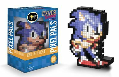 PDP Pixel Pals Sonic The Hedgehog - Collector's Edition Light-Up Display 040 NEW