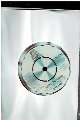 Teena Marie Behind The Groove 45 Motown 1980
