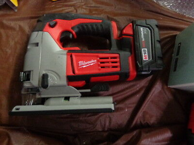 Milwaukee 2645-20 M18 Cordless Jig Saw {48-11-1850}  New w/out Factory Packaging