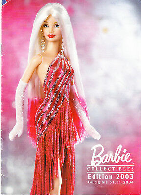 Barbie Collectibles 2003