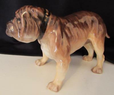 Rare Royal Doulton Bulldog HN1044 Dog Figurine Figure