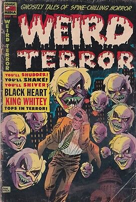 Weird Terror   # 12     1954    Original Horror