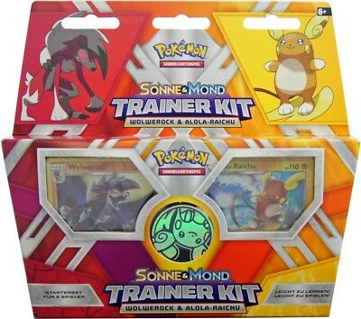 Pokemon - Sonne & Mond - Trainer Kit #10 - deutsch Trainerkit